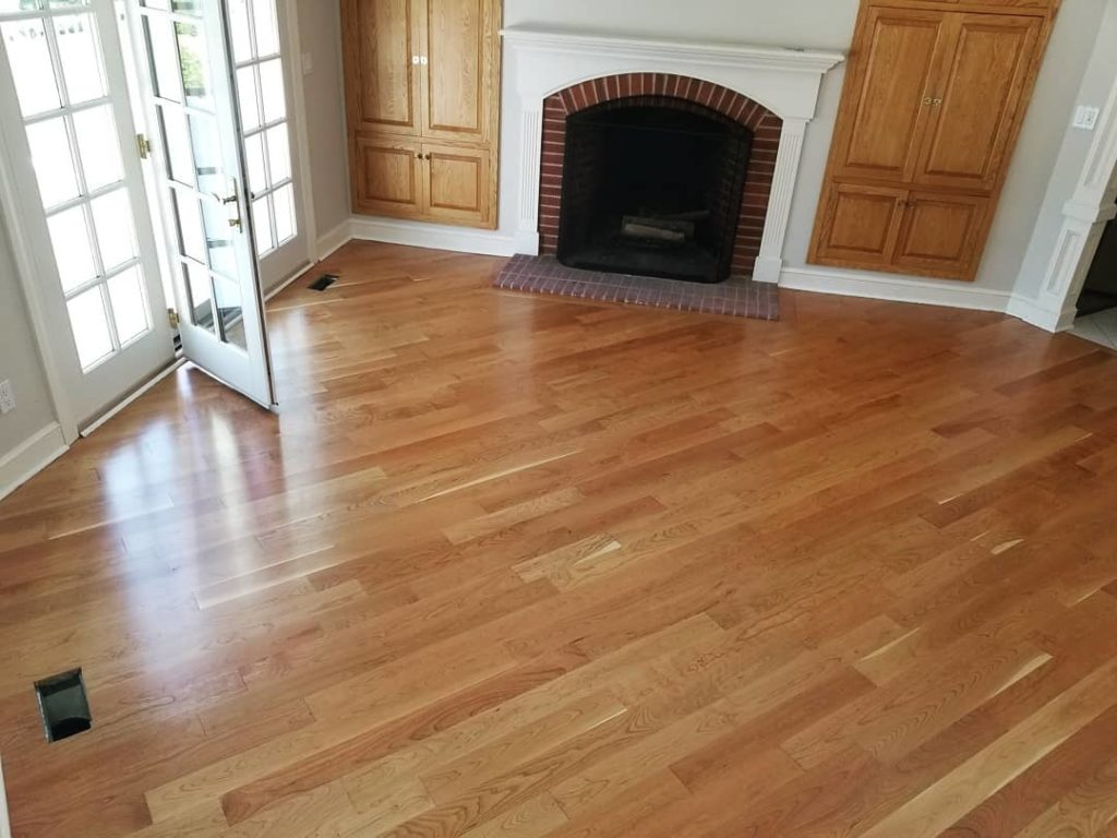 Hardwood Flooring Installan CT