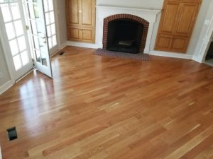 Hardwood Flooring Installan CT