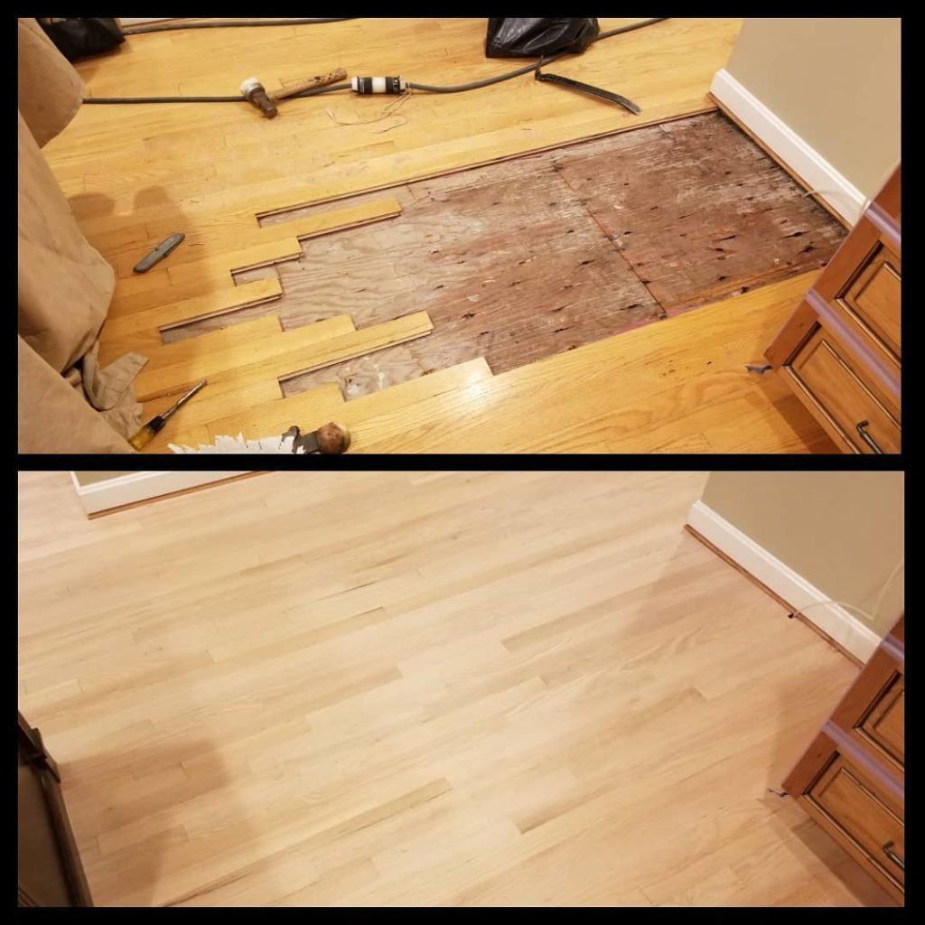 hardwood floor refinishing Connecticut