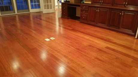 Hardwood Refinishing Services