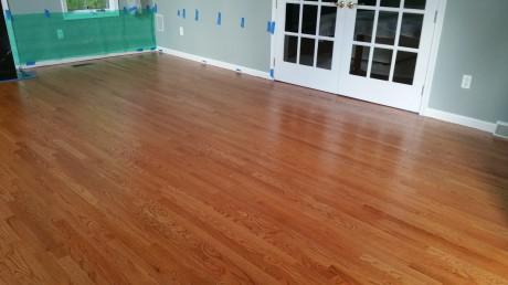Flooring Service Refinishing
