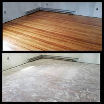 Hardwood Flooring maintenance