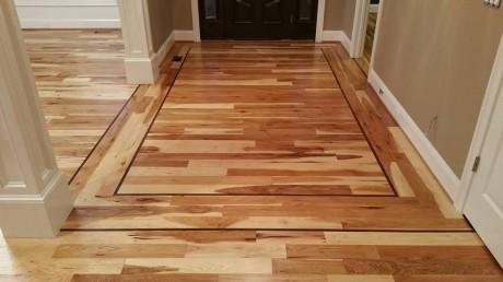 Hardwood Flooring Sanding