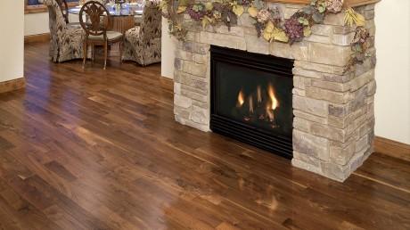 natural black walnut hardwood flooring